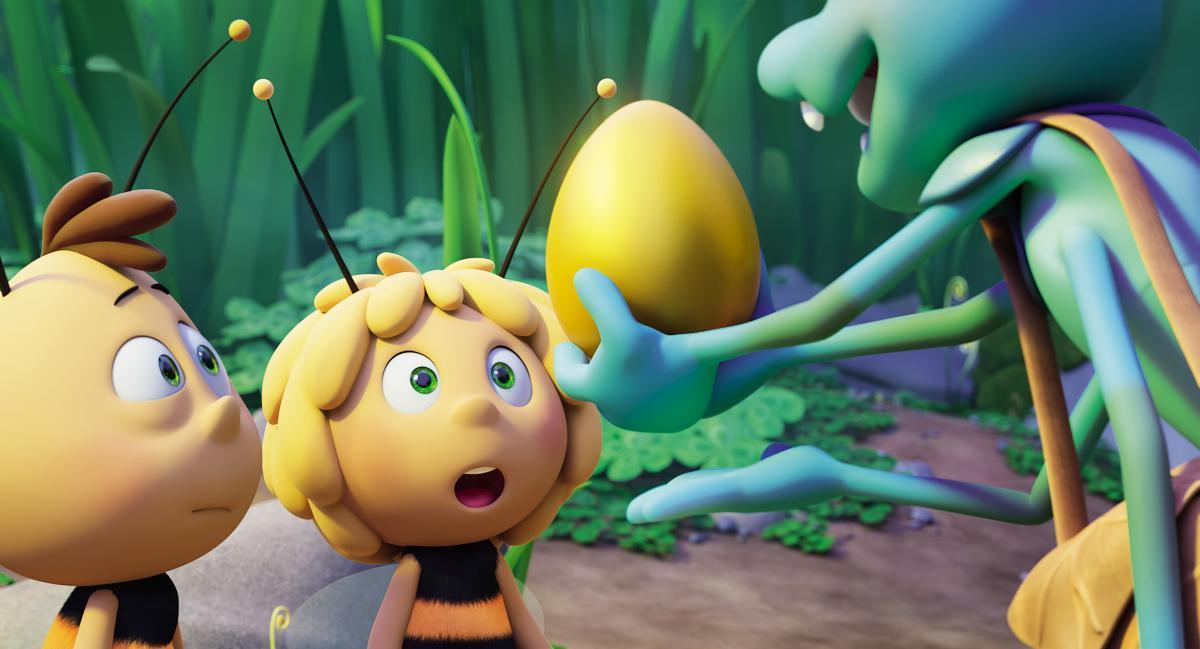 «Пчелка Майя: Медовый движ»: знаменитая пчелка возвращается на большой экран