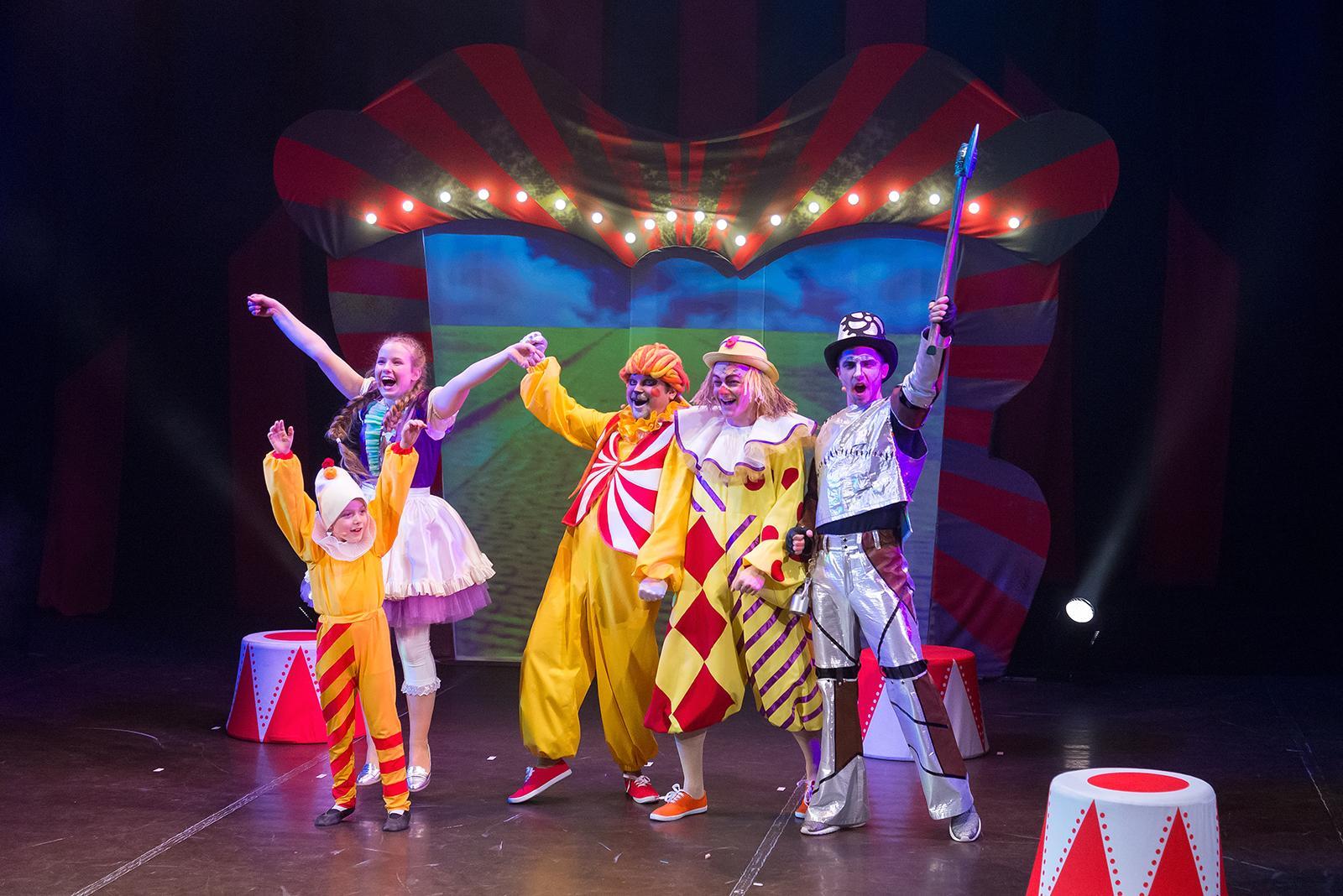 Московский детский театр эстрады раскрывает секреты нового сезона