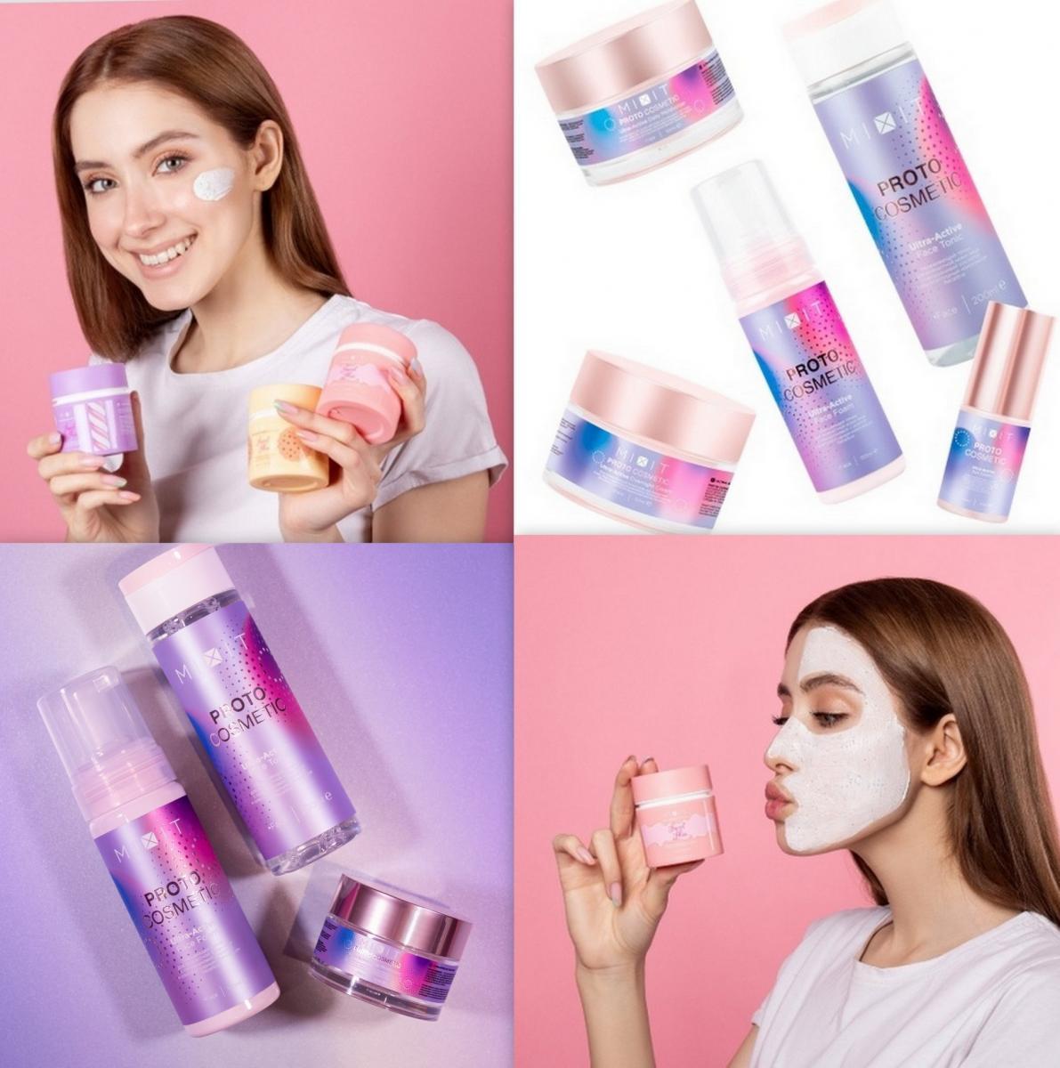 Новинки от MIXIT: инновационная антивозрастная линейка с пептидами и серия масок Sweet Skin