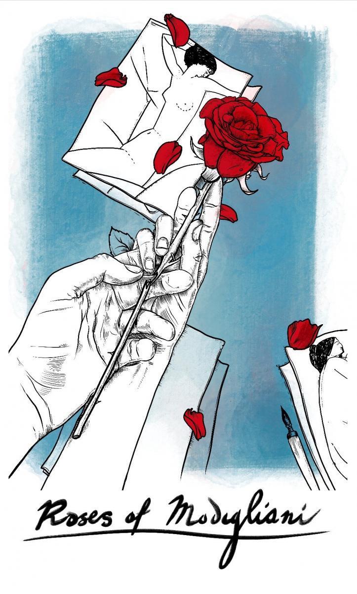 «Розы Модильяни» – крупный международный проект об истории любви Ахматовой и Модильяни