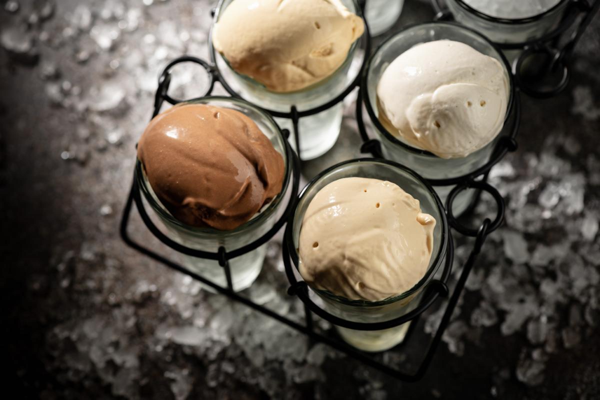 Авторские сорбеты и мороженое в Drinks@Dinners