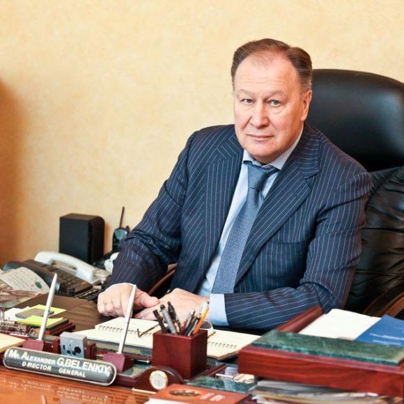 Ушёл из жизни генеральный директор Москонцерта Александр Беленький