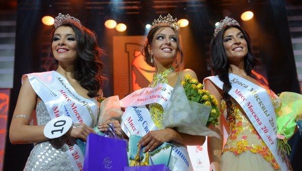 Финал «Мисс Москва 2016» пройдет в столице 17 июня