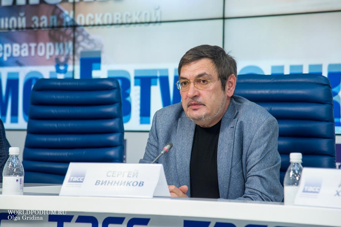 Маэстро режиссуры и гуру педагогики: Сергей Винников отмечает юбилей!