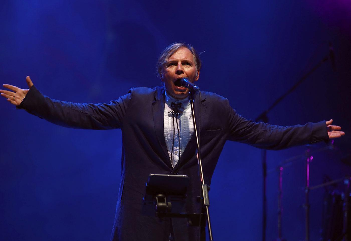 """Выступление группы """"Мумий тролль"""" стало последним аккордом «Славянского базара в Витебске- 2018»"""