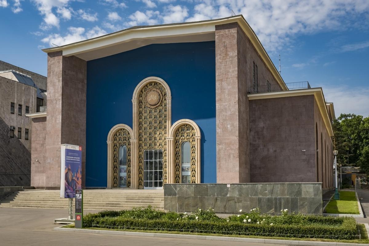 Музей Рерихов на ВДНХ снова открыл двери для посетителей