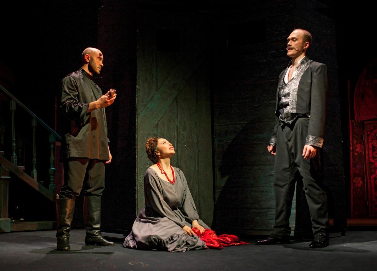 «Театр Терезы Дуровой» завершает сезон премьерой комедии А.Н.Островского «На бойком месте»