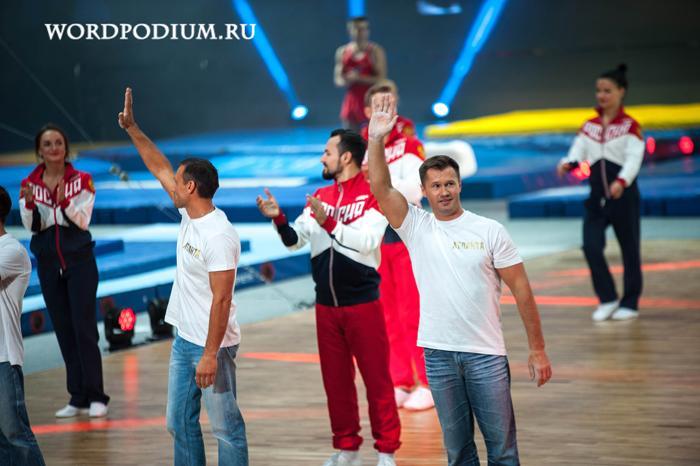 Алексей Немов проведет открытый мастер-класс по спортивной гимнастике