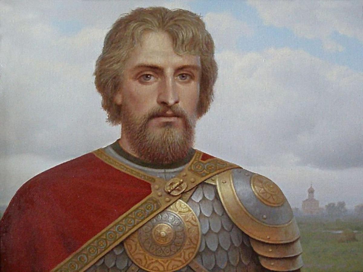 В Тверской области отметили 800-летие Александра Невского