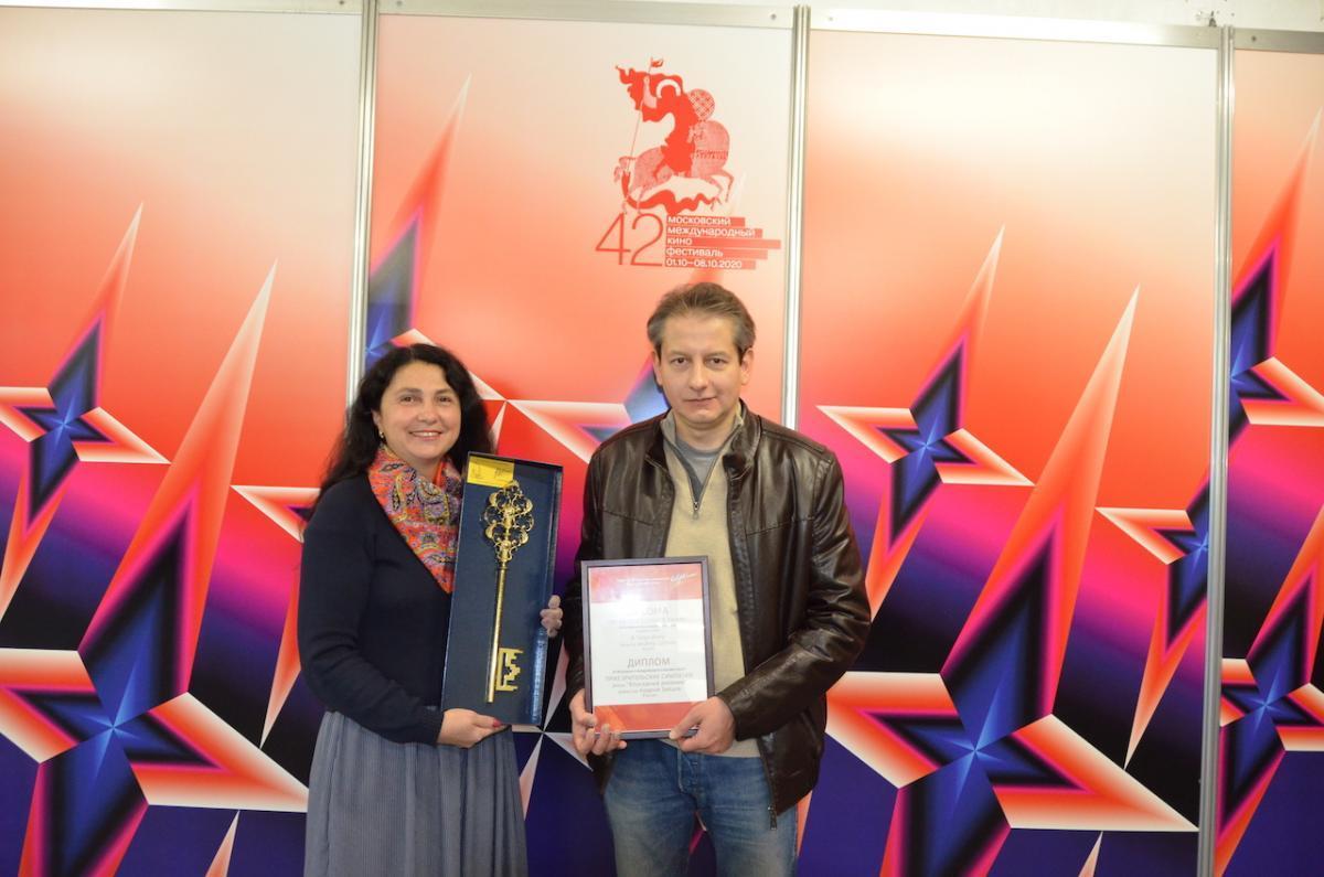 Российский фильм «Блокадный дневник» получил главную зрительскую награду на 42 Московском международном кинофестивале