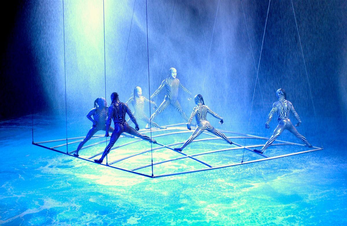 Cirque du Soleil объявляет о своем возвращении на сцену