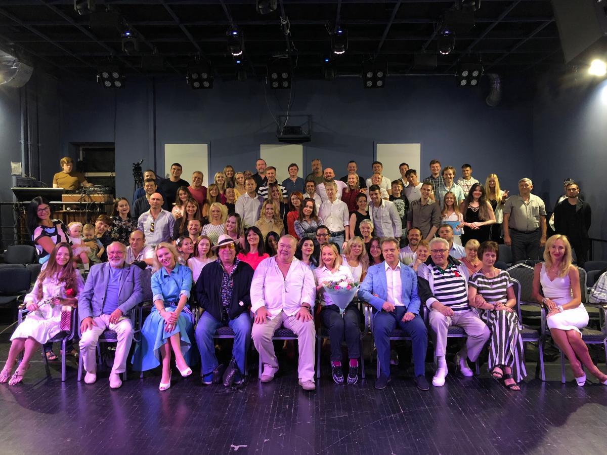 Открытие 27-го сезона в «Театре Луны»