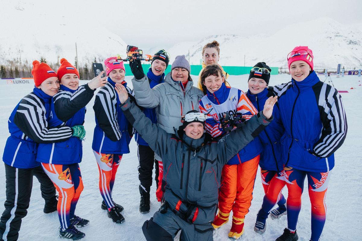 Съёмки спортивной драмы «Белый снег» вышли на финишную прямую