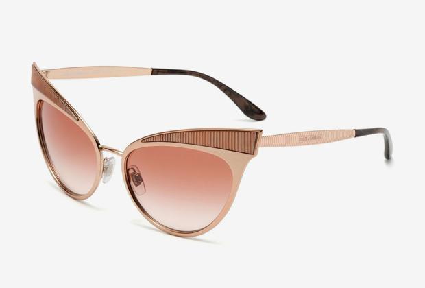Итальянцы возродили стиль барокко в очках