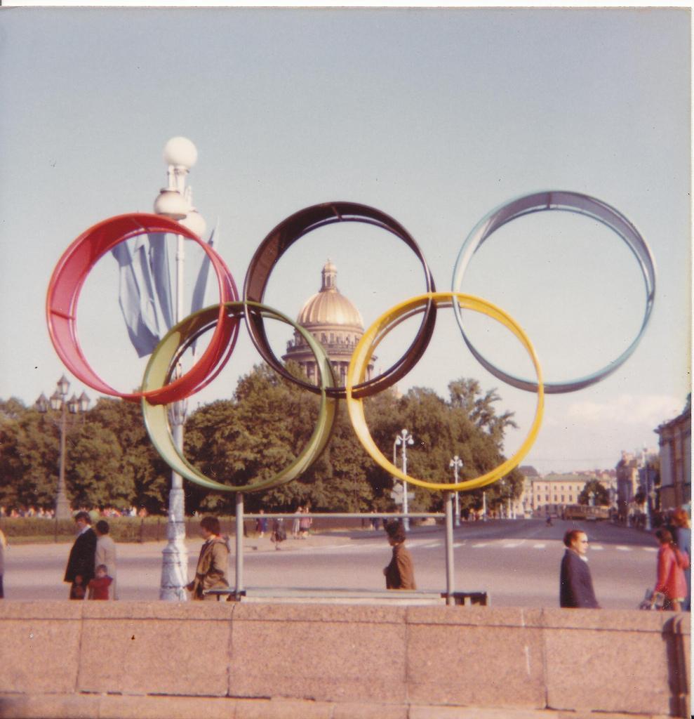 """На трибунах становится тише..."": 40 лет после Олимпиады-80"