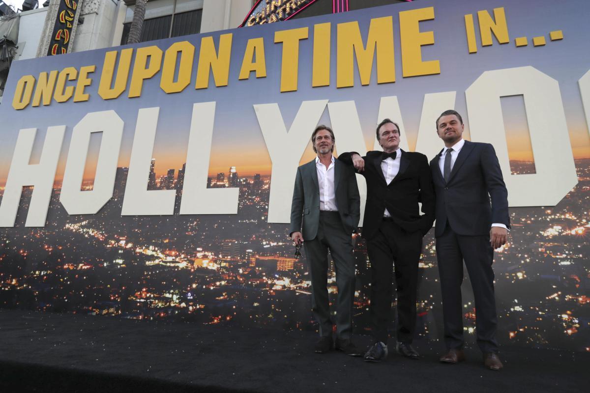 В Лос-Анджелесе  состоялась премьера 9-го фильма Квентина Тарантино  «ОДНАЖДЫ… В ГОЛЛИВУДЕ»