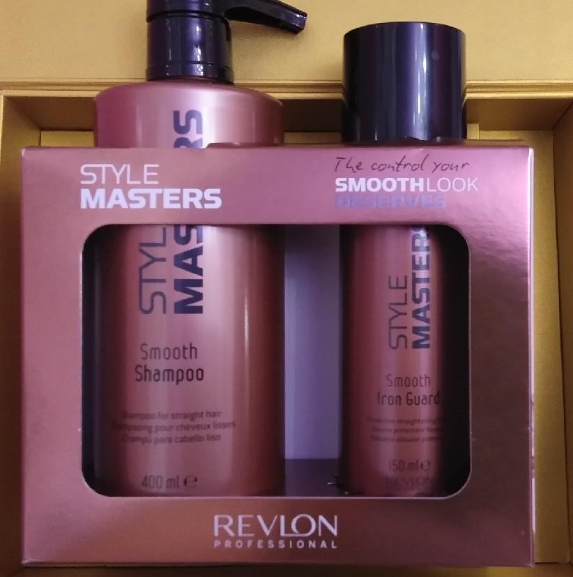 Revlon Professional Style Masters Smooth Duo Kit - превосходный дуэт для гладкости волос!