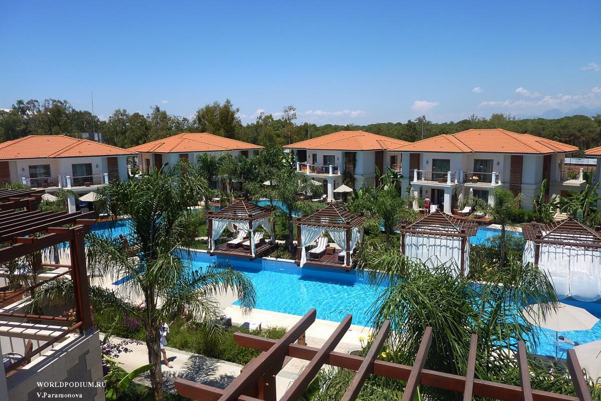 Турецкий отель  Ela Quality Resort Belek 5*