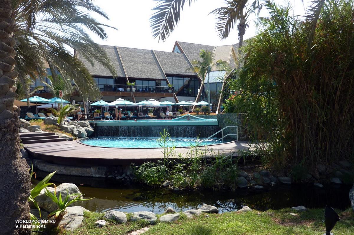 Объединённые арабские эмираты – отель JA Palm Tree Court в Дубае
