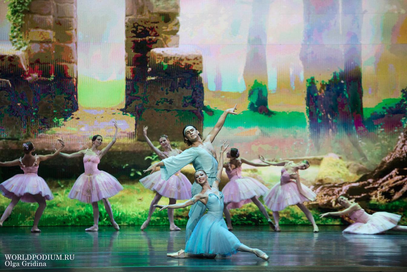 Kremlin Gala «Звезды балета XXI века». «Талисман»