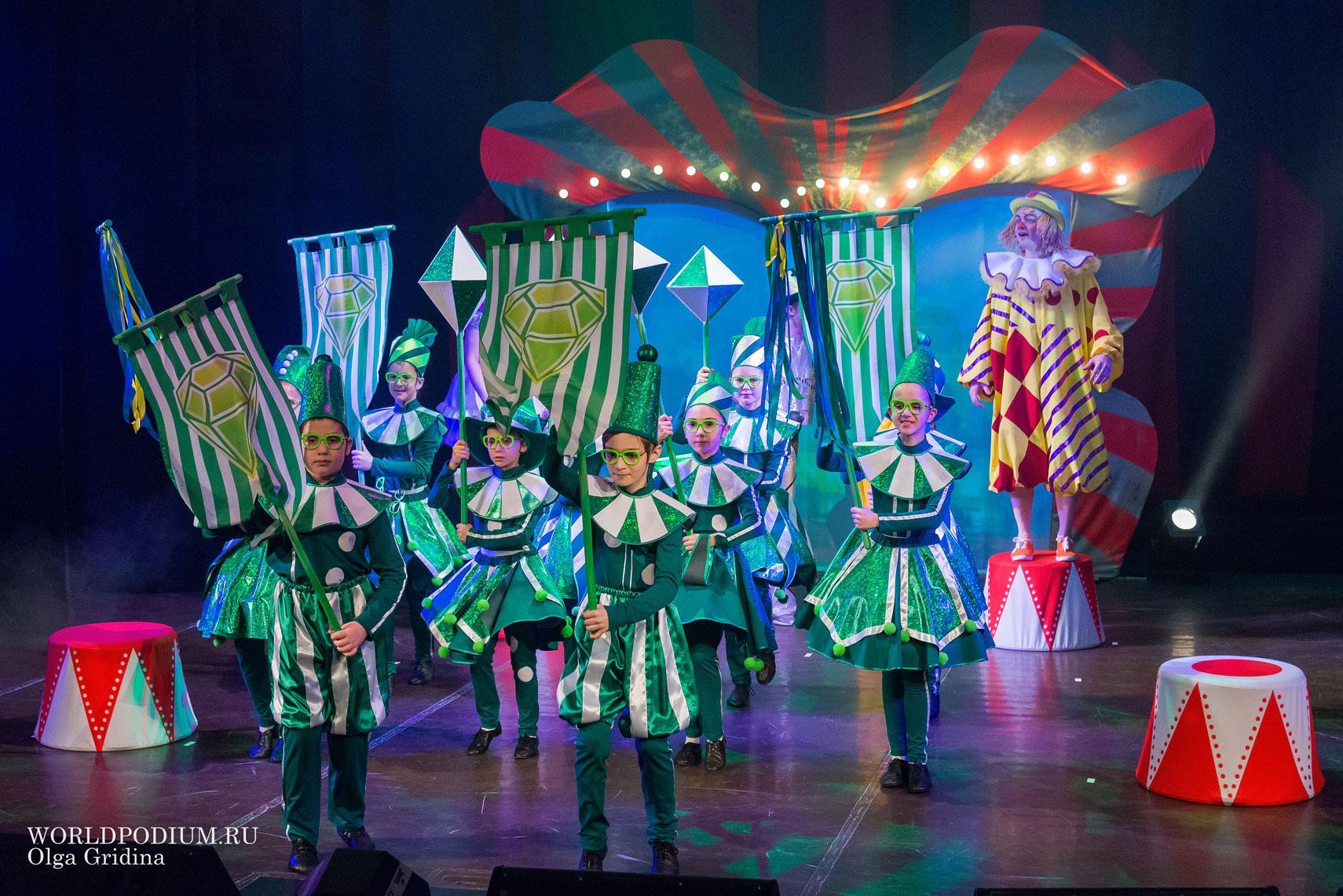 Московский Детский театр эстрады представил новую премьеру. «Волшебник изумрудного города»