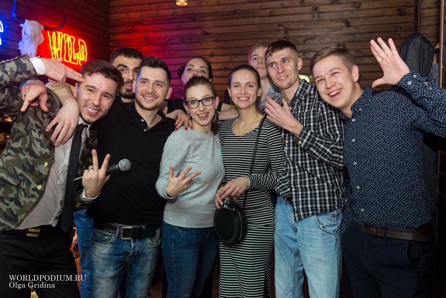 В Бутово открылся первый бабершоп Old Boy