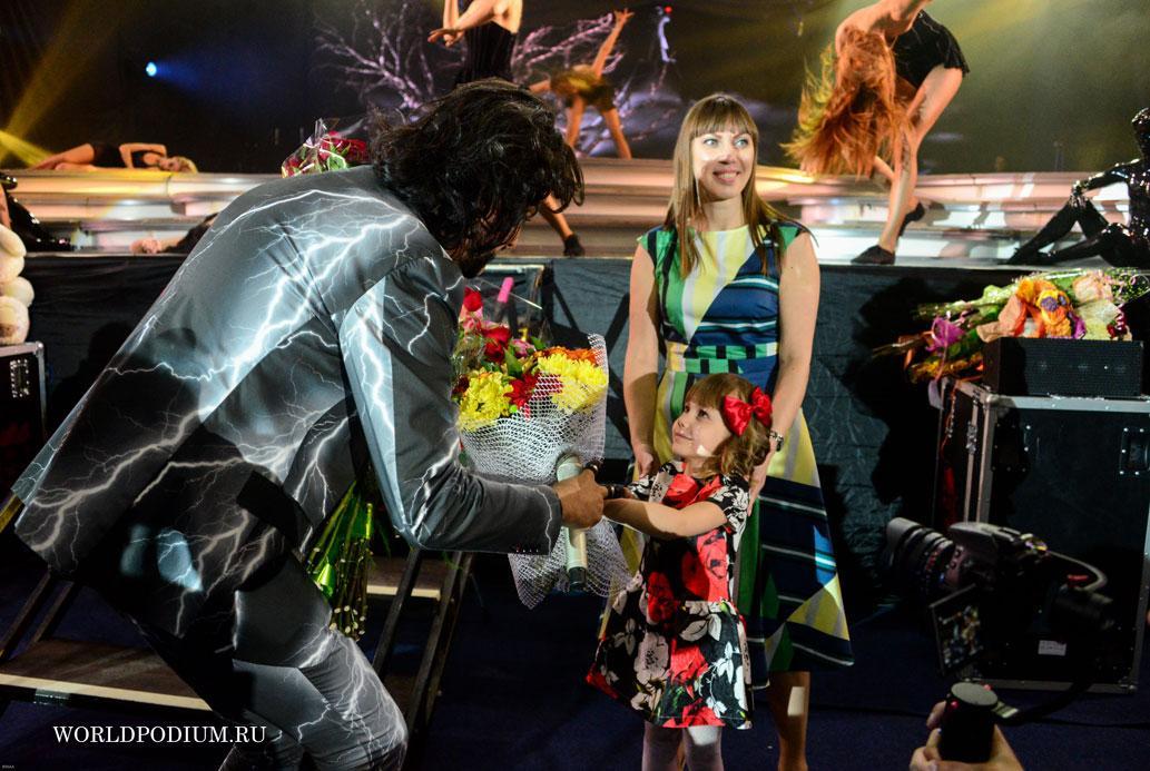 """Триумфальное шествие по стране шоу """"Я"""": Саранск!"""