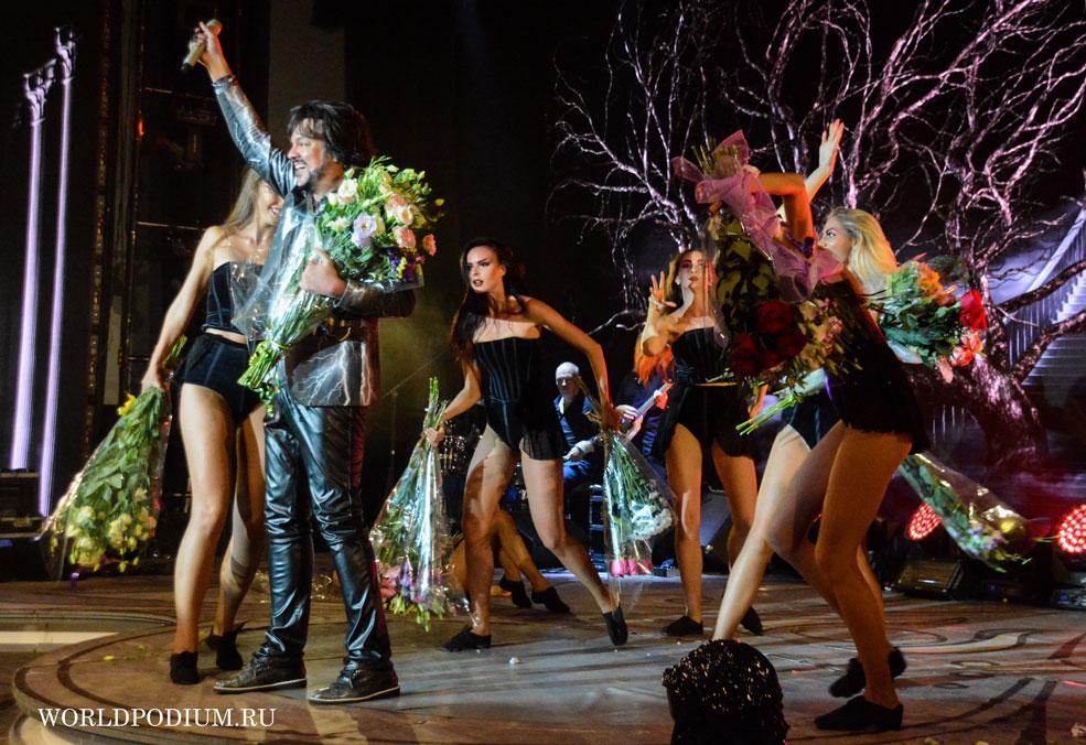 """Триумфальное шествие по стране шоу """"Я"""": г. Феодосия!"""