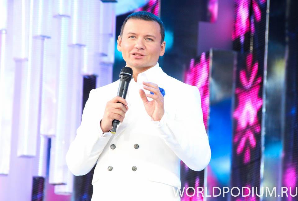 Шоу Александра Олешко открыло фестивальную программу «Славянского базара»