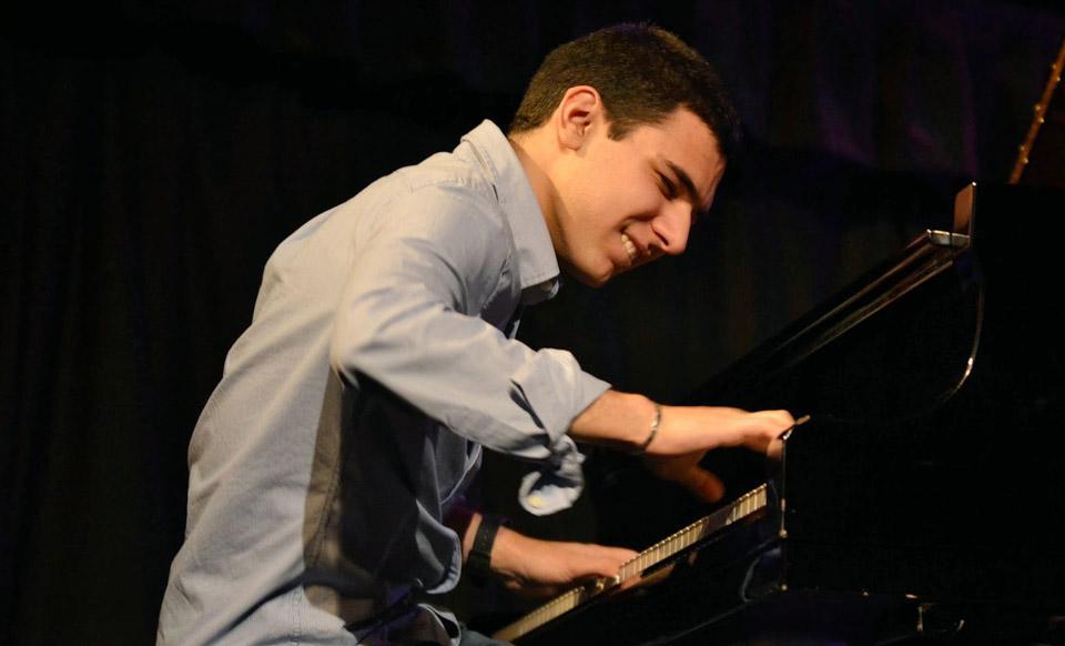 Молодой джазовый музыкант Бека Гочиашвили выступит на World Jazz Festival 2015