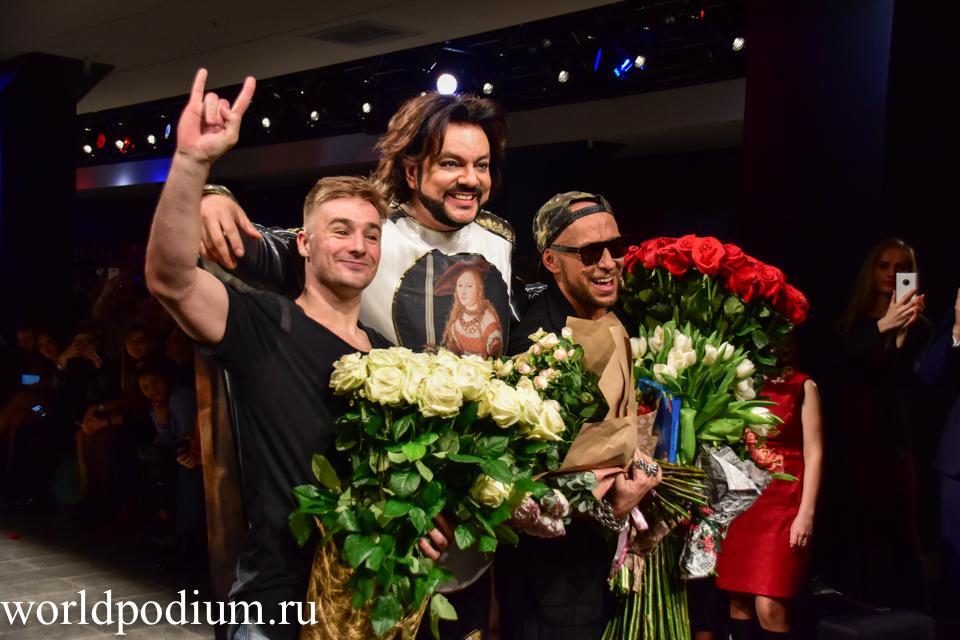 В Санкт- Петербурге прошел показ Игоря Гуляева