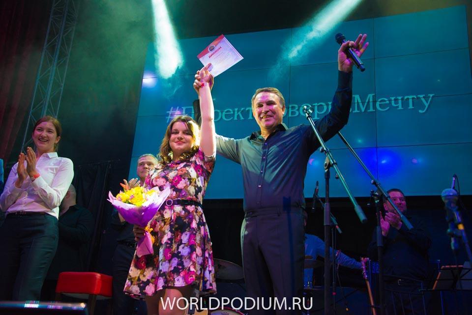 5 мая в клубе «Москва» состоялся дебютный концерт Rishat и презентация благотворительного проекта «Поверь в мечту!»