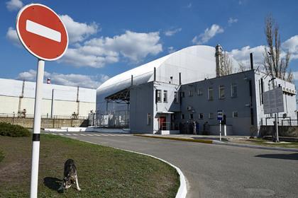 Предсказано разрушение чернобыльского саркофага