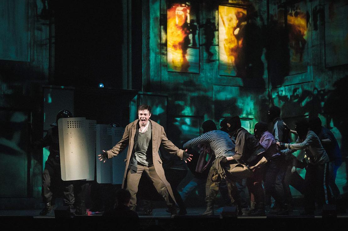 Новый блок спектаклей «Преступление и наказание» в Театре Мюзикла