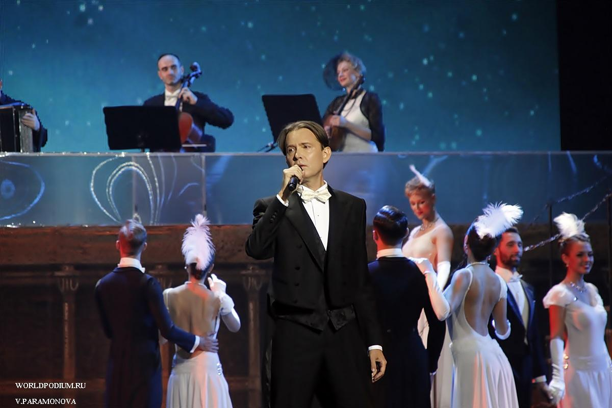 Олег Погудин выступит в Кремле с программой «Звезда любви»