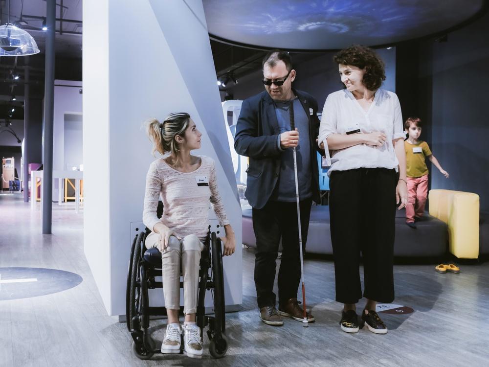 Политех и Музей Москвы открывают выставку о людях с инвалидностью