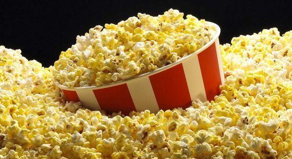Всемирный день попкорна в «Каро»