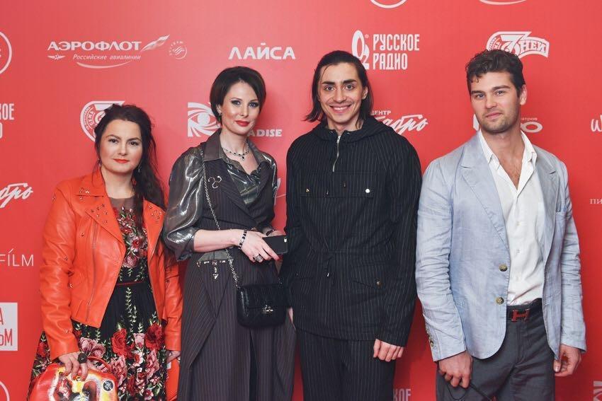 Премьера российско-итальянской комедии «Любовь Прет-а-порте»