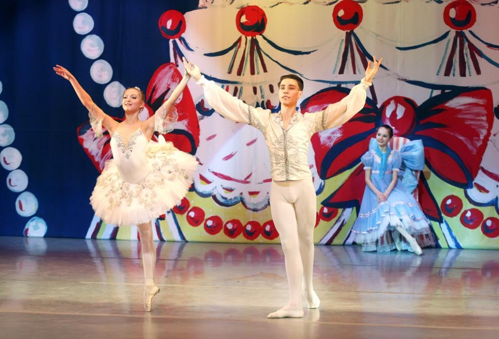 Балет «Щелкунчик» Айдара Ахметова представили в Театральном зале Московского международного Дома музыки!