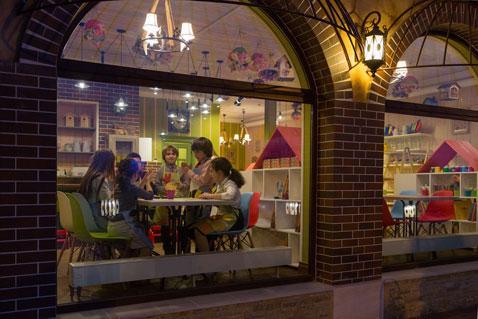 В Новой Москве открывается ресторан и детский клуб «Птицы и Пчёлы»