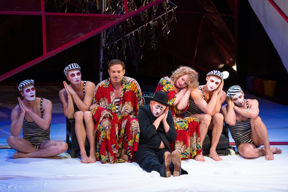 Репертуар Театра Романа Виктюка на неделю с 15 по 22 февраля