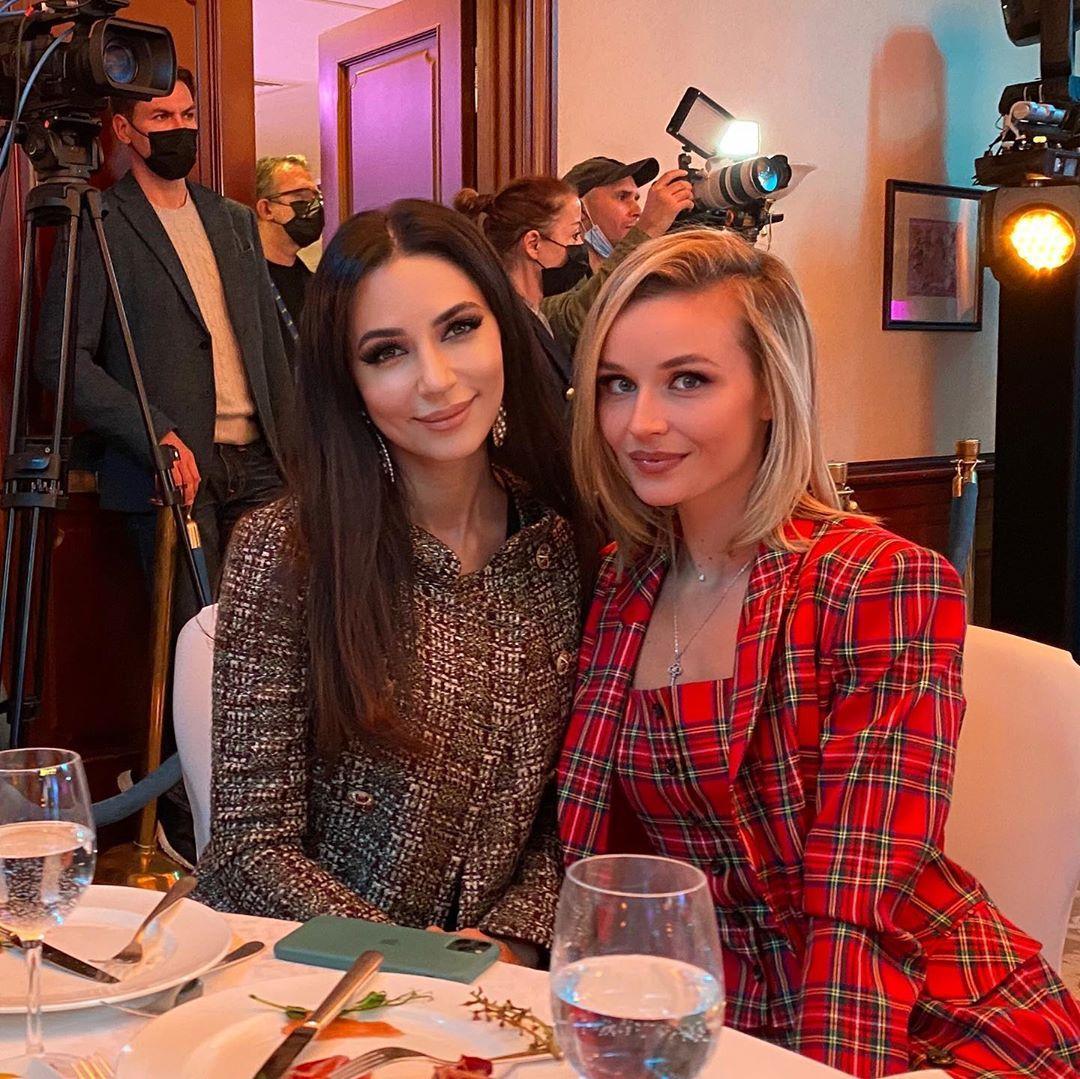 Звезды посетили гала-ужин премии «Виктория»