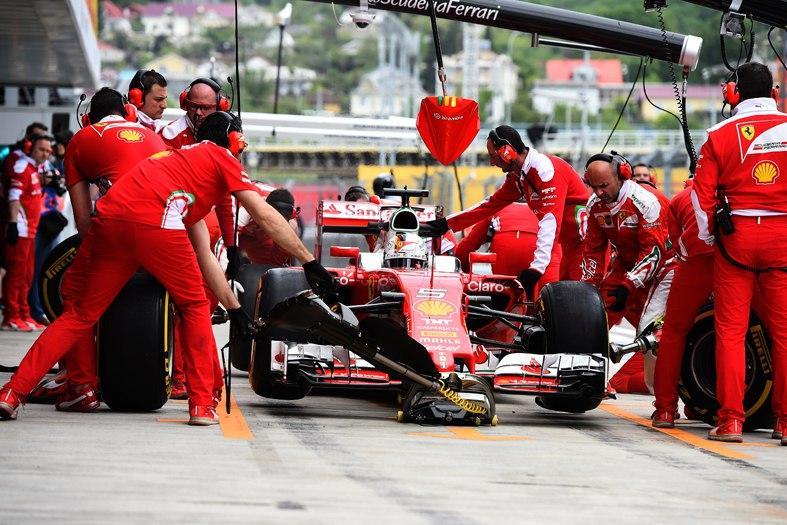 Впервые в России пройдут Ferrari Racing Days