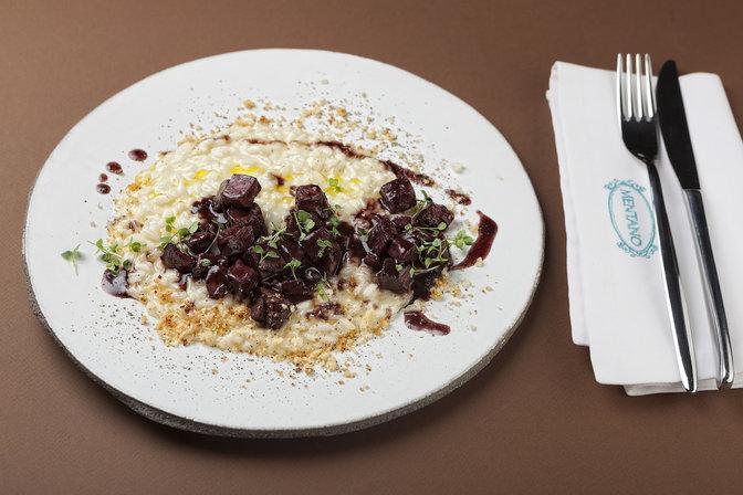 Фестиваль итальянской региональной кухни в Mentano Cafe