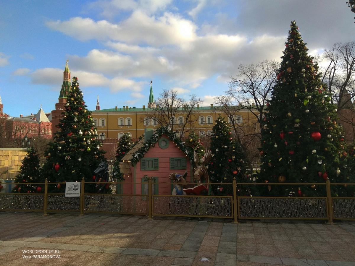 Более 15 тысяч человек посетили туристский информационный центр во время фестиваля «Путешествие в Рождество»