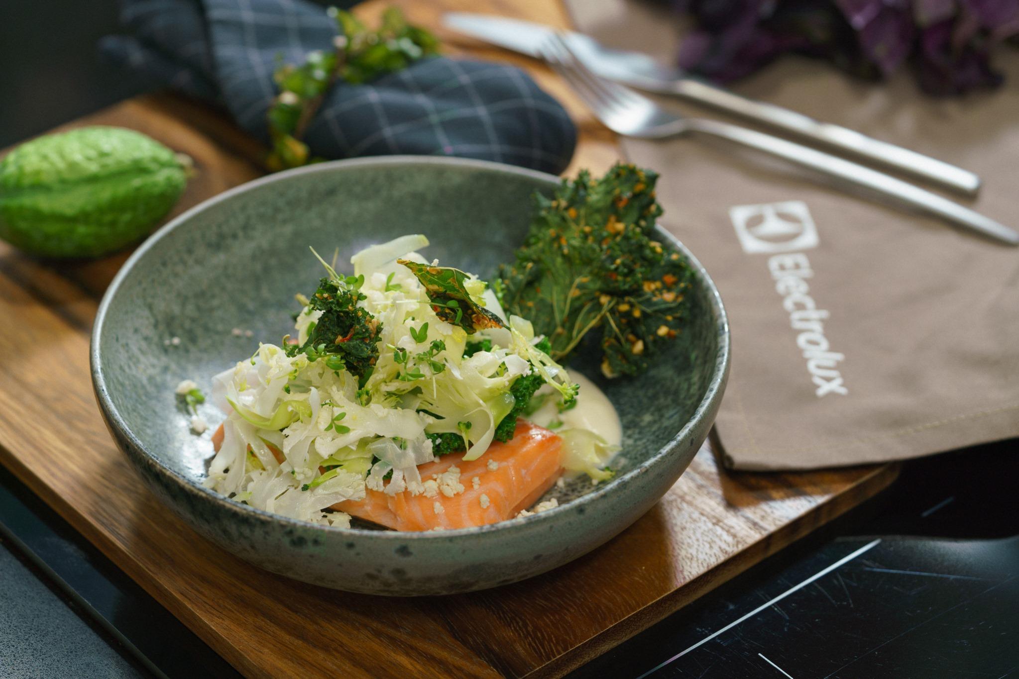 В Москве при поддержке Electrolux пройдет ресторанный фестиваль Taste of Moscow