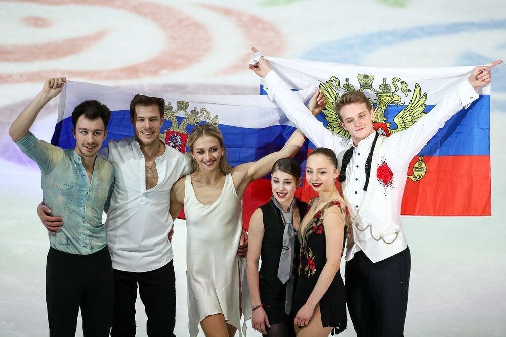 Определился состав сборной России на чемпионат мира по фигурному катанию