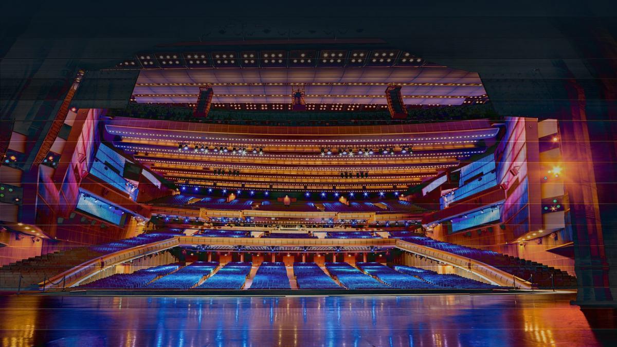 Мюзикл «Счастье» в Государственном Кремлёвском Дворце