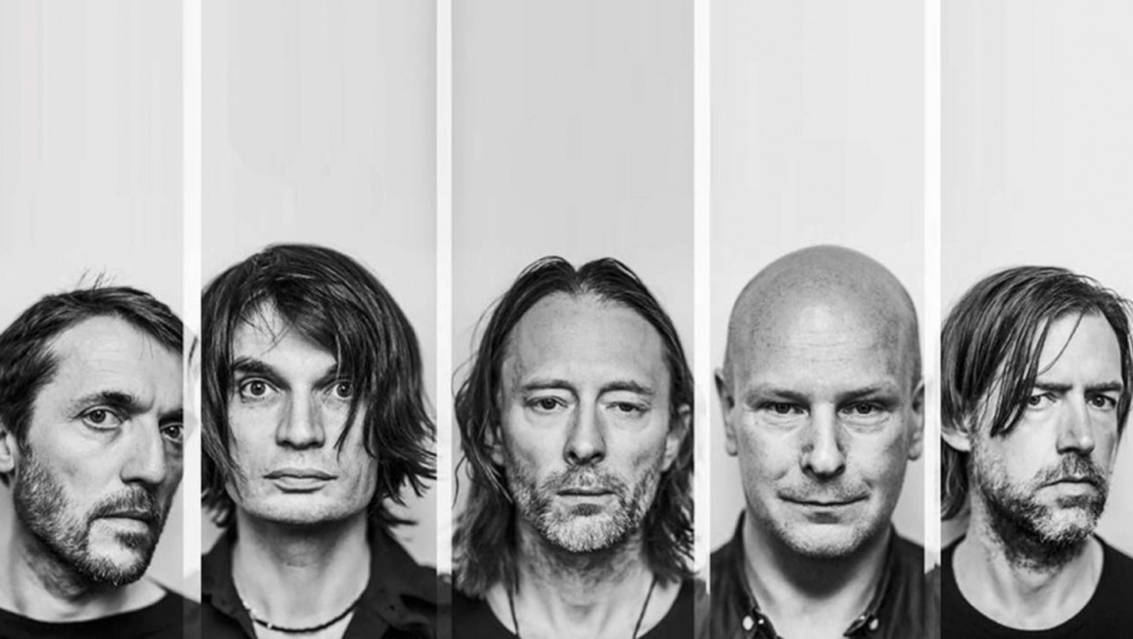 "Музыкальная сенсация от группы ""Radiohead"""
