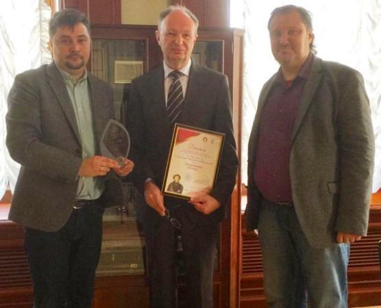 Михаил Сеславинский стал лауреатом первого Пушкинского фестиваля
